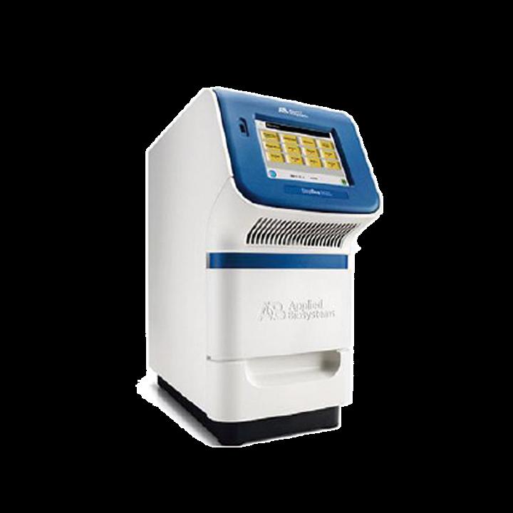 ABI 荧光定量PCR Stepone plus基本信息