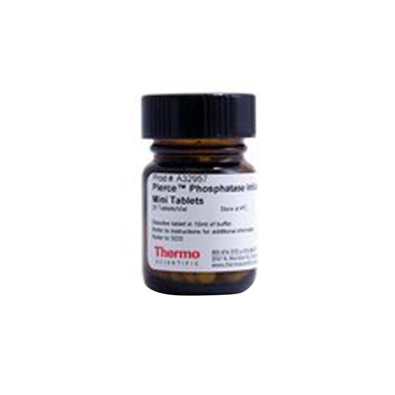 赛默飞世尔 Thermo 磷酸酶抑制剂Mini片剂 20片 A32957
