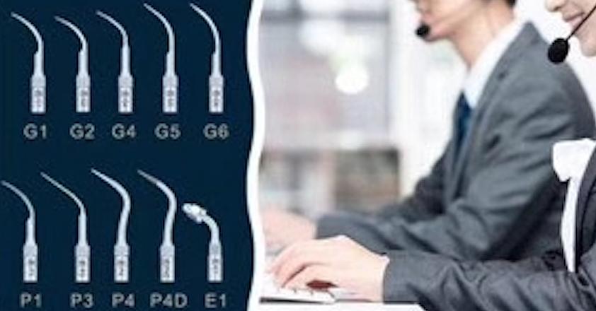 锐锋 REFINE 超声洁牙机 DS7+产品优势