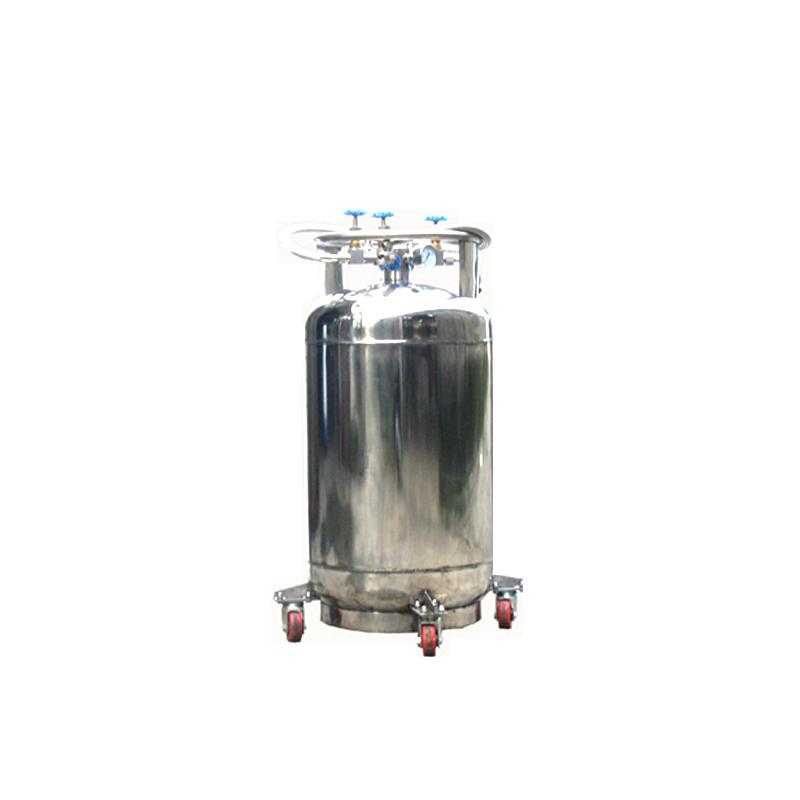 亚西 自增压液氮罐 YDZ-100