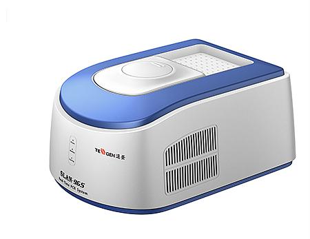 宏石医疗  全自动医用PCR分析系统  SLAN-96P产品优势