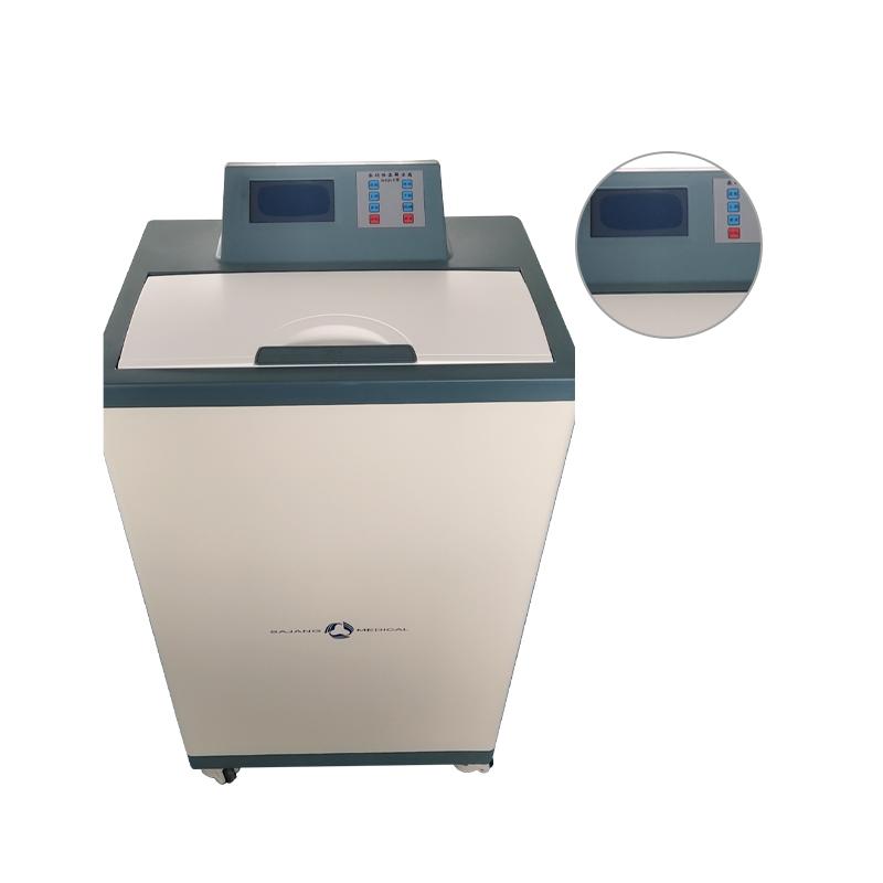 三江电子 数码恒温循环解冻箱(融浆机) WGH-I型(摆动式)