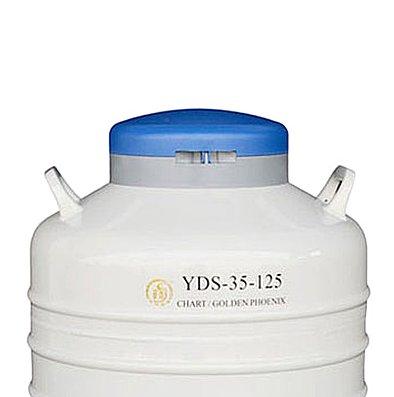 金凤 液氮生物容器贮存型 YDS-35-125优等品产品优势