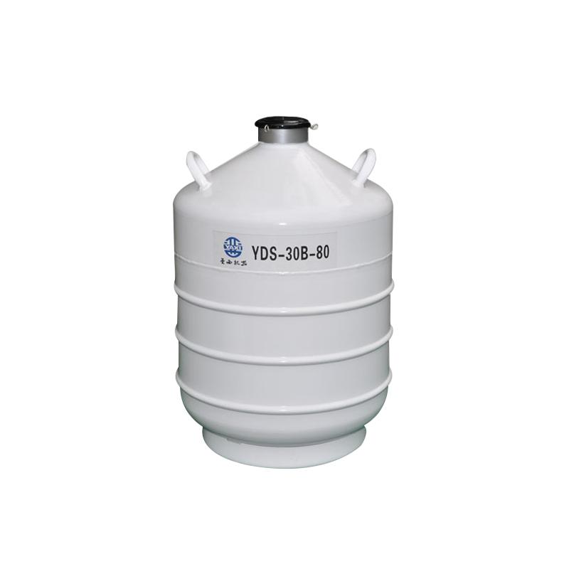 亚西    液氮容器运输贮存两用    YDS-30B-80