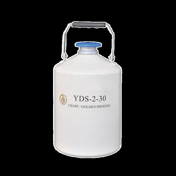 金凤 液氮生物容器贮存型 YDS-2-30优等品基本信息