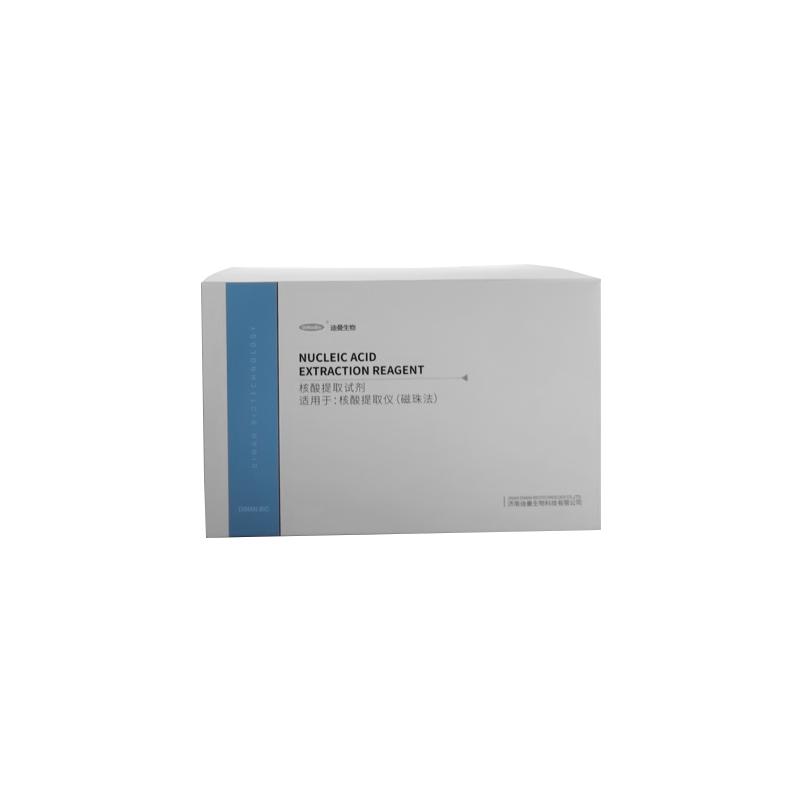 迪曼 核酸提取试剂盒  48人份/盒