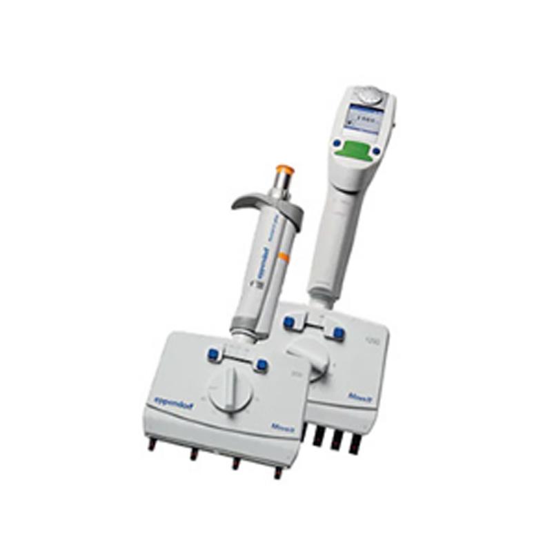 艾本德 Eppendorf Xplorer plus Move It 8道电动移液器 50-1200ul