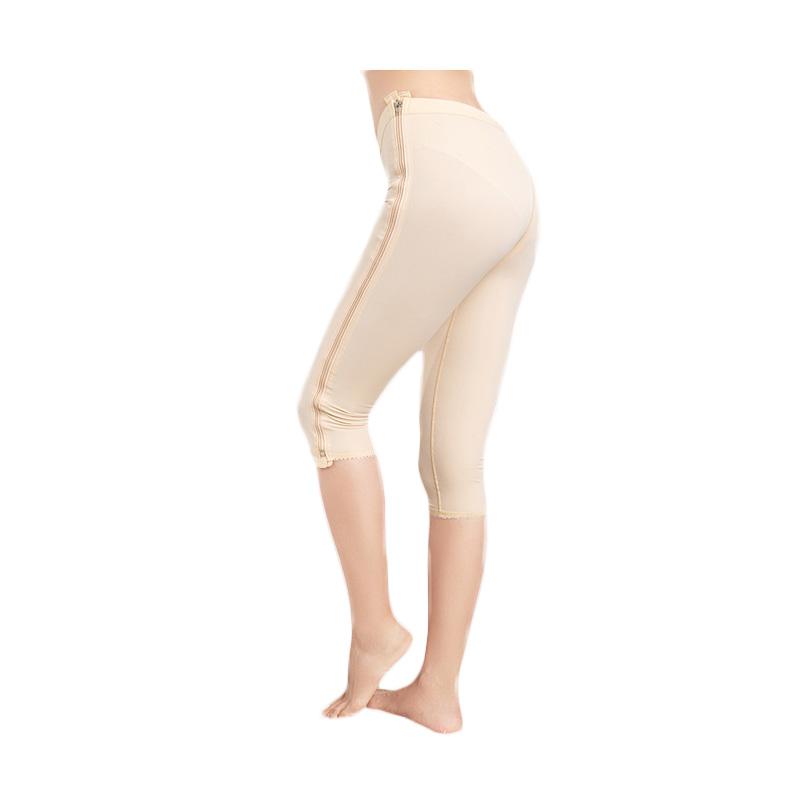 艾美姿.织 压力绷带 X05C 低腰中裤(侧拉链)S码