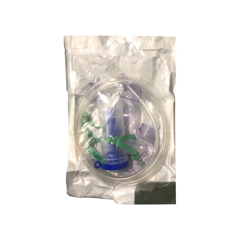 伟康 一次性使用气流雾化器 II型 成人面罩 (100支/箱)