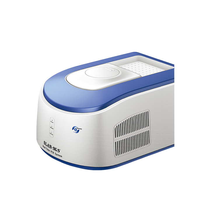 宏石医疗 荧光定量PCR仪 SLAN-96S基本信息