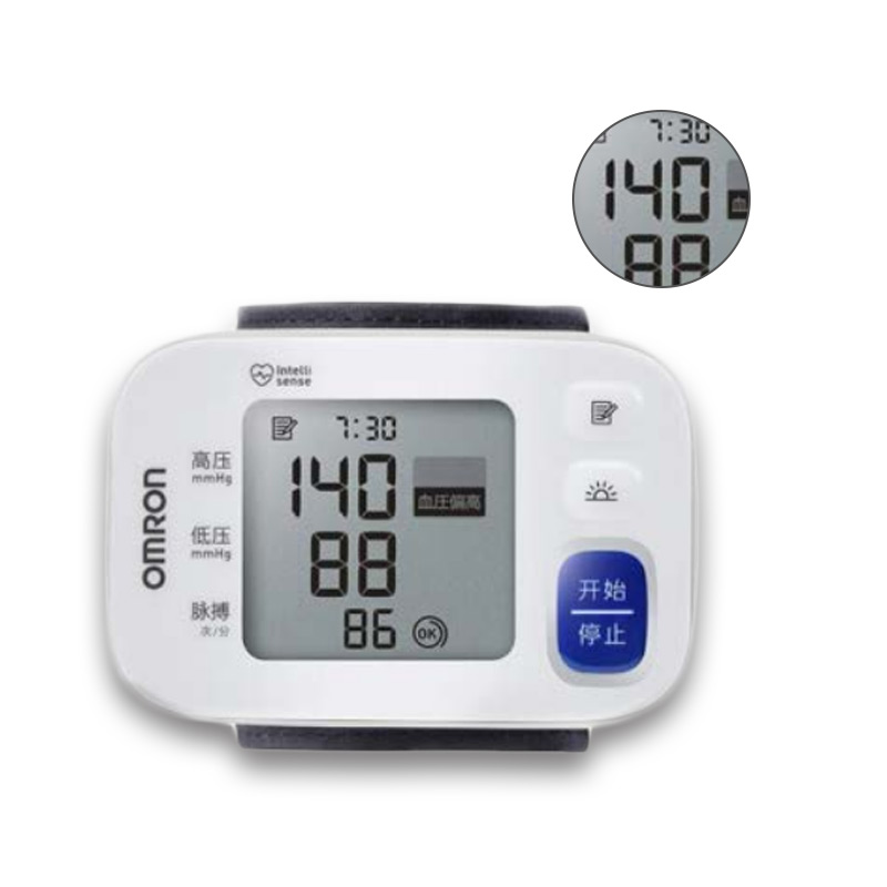 欧姆龙OMRON 电子血压计 HEM-6182