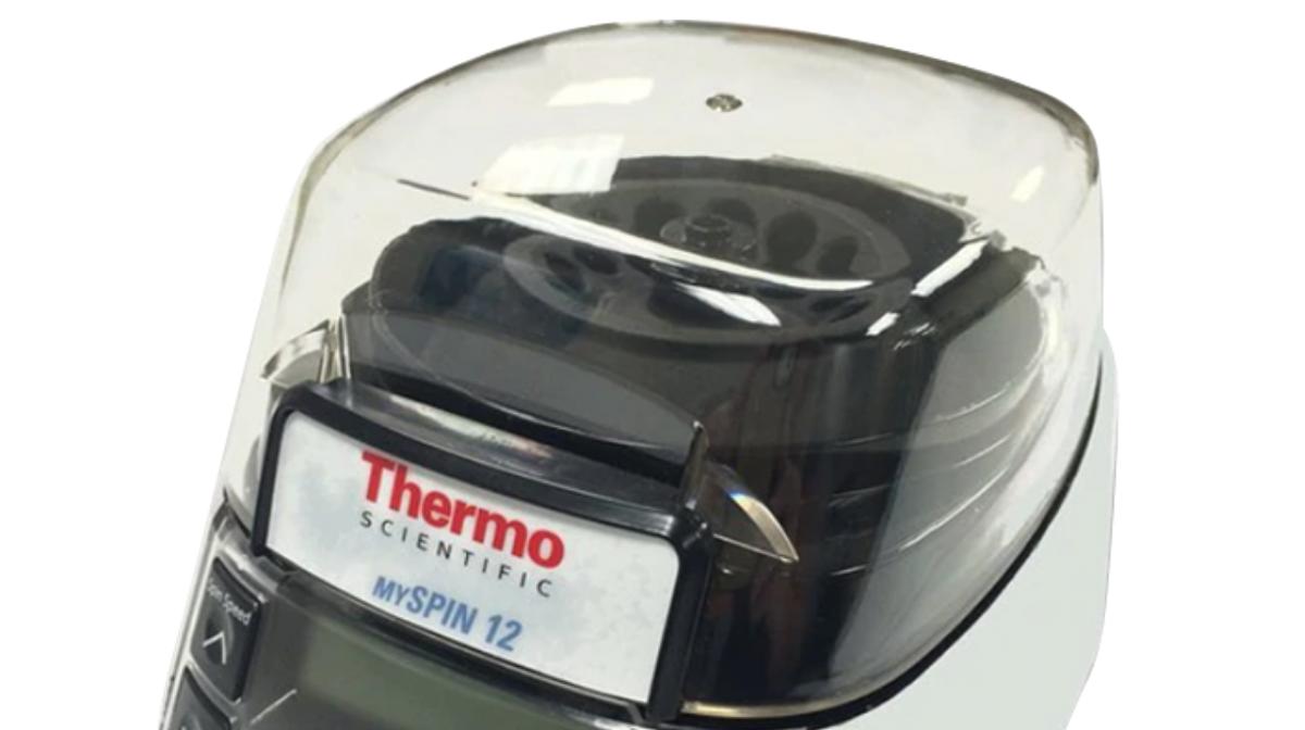赛默飞世尔 Thermo 迷你型离心机系列 mySPIN12 75004081产品优势