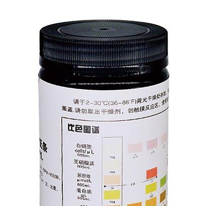领先 尿液分析试纸条 OPL-11(100条/筒)产品优势