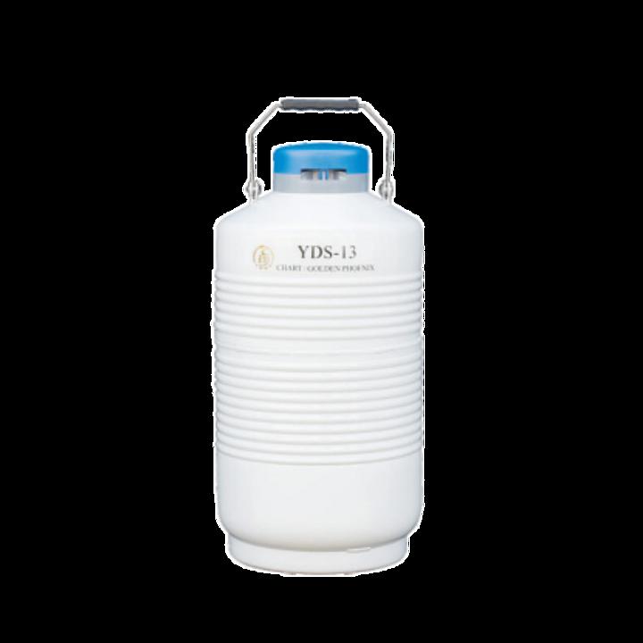金凤 液氮生物容器贮存型  YDS-13优等品基本信息