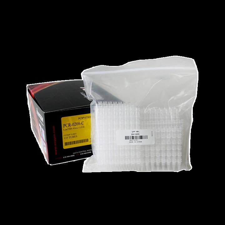 爱思进 Axygen  PCR八排管 0.2ml  PCR-0208-C基本信息