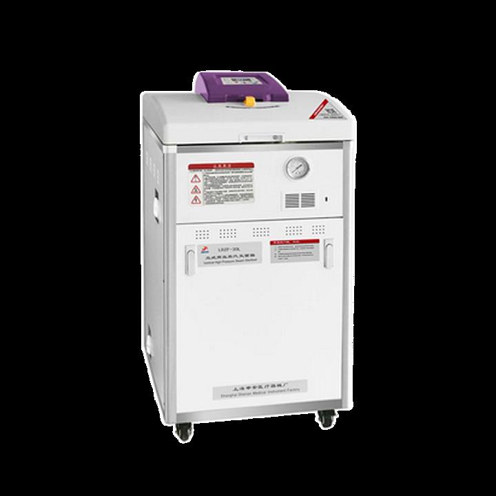 申安 Shenan 立式高压蒸汽灭菌器 LDZF-30L基本信息