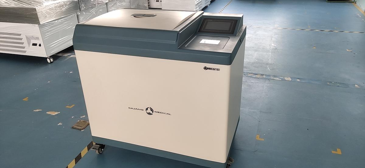 三江医疗  全智能血浆恒温解冻箱(融浆机)SCM-II产品优势