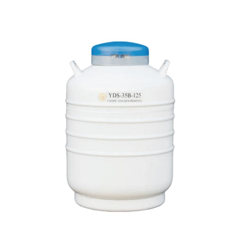 金凤 液氮生物容器运输型  YDS-35B-125优等品
