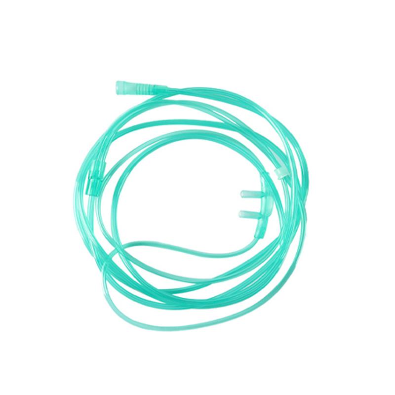 亚达YADA 一次性使用鼻氧管 双鼻架2m (1支/袋 30袋/包 20包/箱)