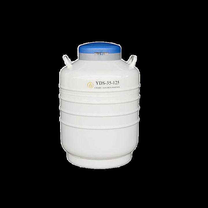 金凤 液氮生物容器贮存型 YDS-35-125优等品基本信息