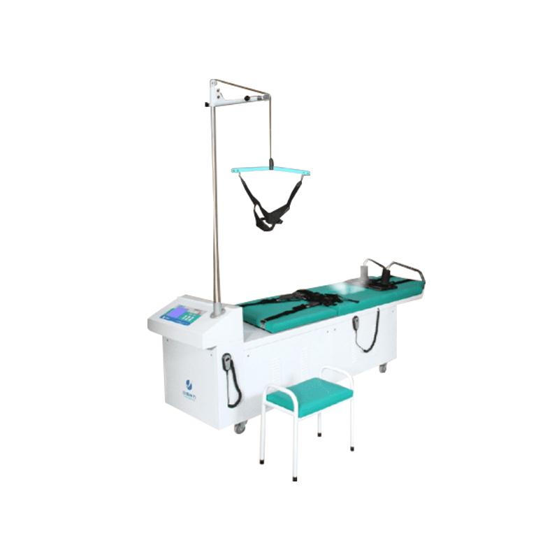 立鑫 多功能颈腰椎牵引熏蒸床 LXZ-100BX