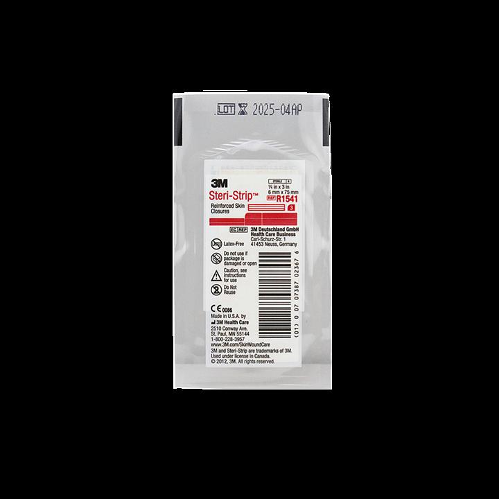 3M 皮肤伤口胶带 6mm×75mmR1541(3条/包,50包/盒,4盒/箱)基本信息