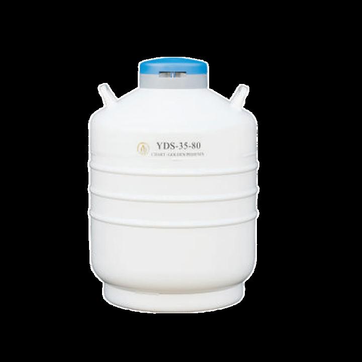 金凤 液氮生物容器贮存型  YDS-35-80优等品基本信息