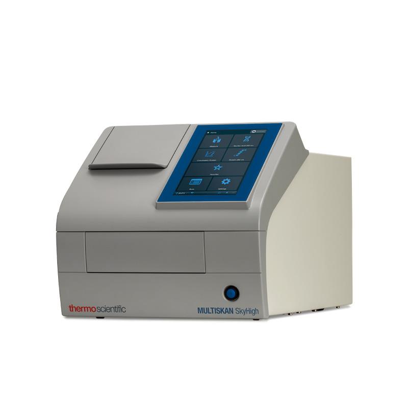 赛默飞世尔 Thermo  Multiskan skyhigh全波长酶标仪 1550带触摸屏的