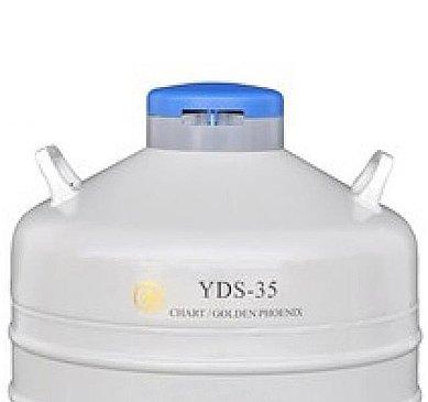 金凤 液氮生物容器贮存型  YDS-35产品优势