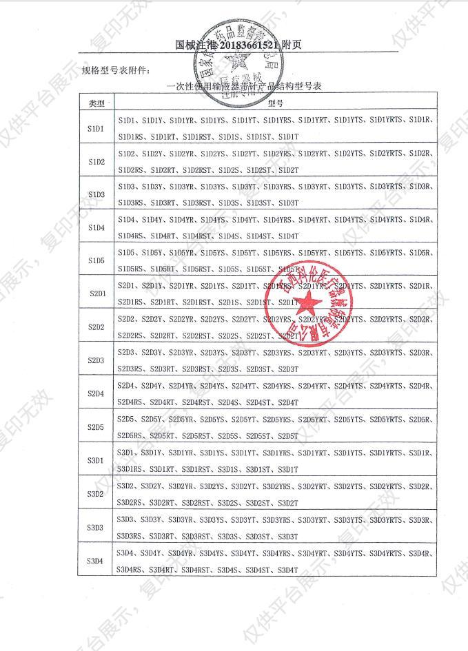 科伦(KL) 一次性使用输液器 0.7mm 带针S8S 止液型 支装 (1支)注册证